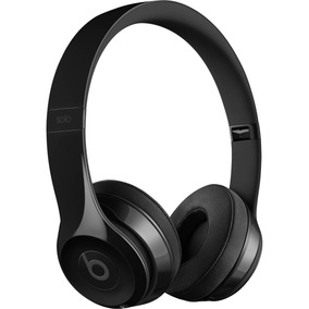 Audífonos Bluetooth Beats Solo 3 Wireless Inalámbrico Negro