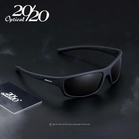 Óculos De Sol Polarizado Masculino Preto Importado