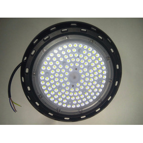 Luminaria Led Tipo Ufo 100w Para Exterior Industrial