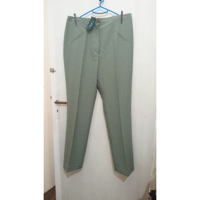 Pantalón Cuadrillé, T 52 Rm Pret A Porter Nuevo Precioso!!