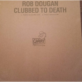 Rob Dougan ( Matrix ) - Clubbed To Death Vinilo Trance Unico