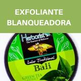 Crema Exfoliante Blanqueadora Té Verde- Bali | Herborist