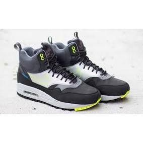 Botines Nike Air Max 1 Mid Sneakerboot Para Dama