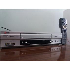 Vídeo Cassete Lg Hi-hi Stereo- 7 Cabeças Com Controle E Cabo