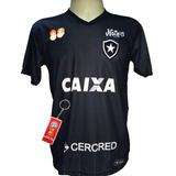 Camisa Botafogo Preto 2018/2019 Fogão