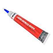 Tinta Lacre Químico Marcador Caneta Wurth 60ml 55g