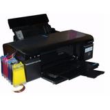 Impresora Epson T50 Con Sistema De Tinta