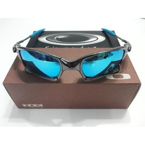 Oculos Oakley X Metal Juliet 24k X Squared Carbon Ice Thug