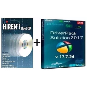 Driverpack 17.7.24 20 Milhões De Drivers + Hirens Boot 15.2