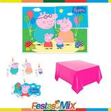 Kit Decoração De Festa - Peppa Pig