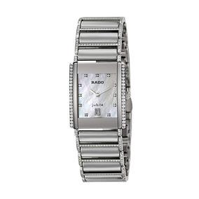 f5cf37bc98f Relógio Rado Jubile Todo Em Porcelana High Tech J10832 - Relógios no ...