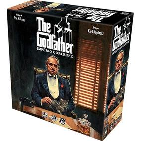 The Godfather - Imperio Corleone - Board Game (game Tech)