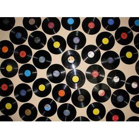 Lote 30 Discos Lp Vinilo P/ Arte O Decoración Se Envia