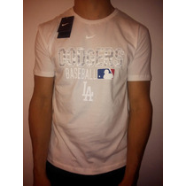 Remeras De Beisbol Yankees Dodgers Red Sox (slim Fit)