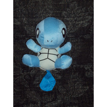 Peluche De Square Tortuga Pokemon Go Squirtle X Men Cars