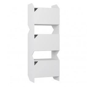 Armário Multiuso 3 Portas Soul Moderno Be Mobiliário Df