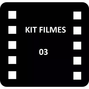 Kit 03 Filmes