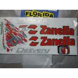 Kit Calcos Zanella Delivery/cargo 70c Mod.97/2008 Paredes