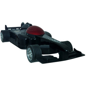 Caixa De Som Carrinho Fórmula 1 Mp3 Usb Fm Super Potente
