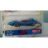 Scalextric Compac Carrera Go Spiderman Pista Electrica 1:43