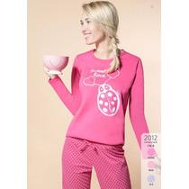 Pijama De Invierno Talle Especial Susurro Art 2012 Dor