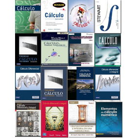 Libros Digitales Calculo Integral Y Diferencial. Pdf Pack