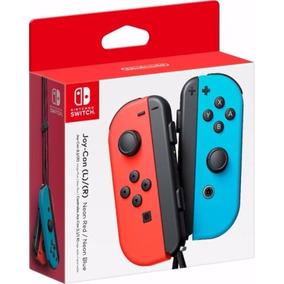 Nintendo Switch Joy-con Neon Controle. Barato