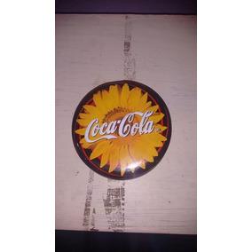 Coca-cola Caja Lata De Lámina