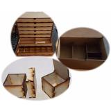 Vectores Corte Laser Cnc Cajas En 3,6 Mm, 50 Archivos+regalo