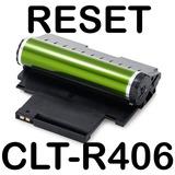 Chip Reset Fisico Para Unidad De Imagen De C460w Clt-r406
