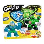 Heroes Of Goo Jit Zu X 2 Figura De Accion Flexible Art 41014