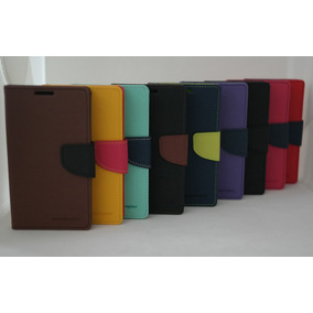 Funda Lg L80 Mercury Goospery Fancy Diary Muestra De Color
