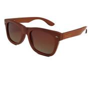 Gafas  Anteojos Sol 100% Madera Woot8 - Way Brown Bamboo