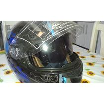 Capacete Escamoteável Óculos Mrc Helmets