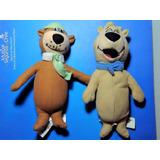 Yogui Y Bubu Peluche Vintage Hanna Barbera