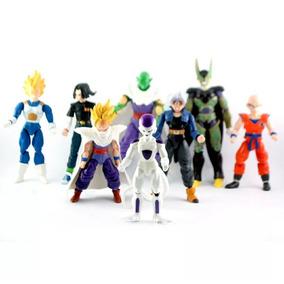 Dragon Ball Z - Bonecos Articulados + Itens Para Troca