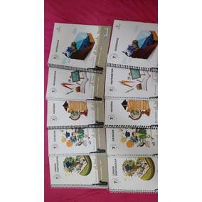 Kit Completo Livros Rede Pitágoras Usados 7º Ano