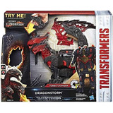 Transformers Dragonstorm Turbo Changer The Last Knight Nuevo