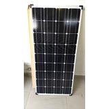 Panel Solar Fotovoltaico Monocristalino 100% Aleman 100w 12v