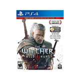 The Witcher 3 Wild Hunt Ps4 - Juego Físico