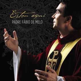 Padre Fábio De Melo - Estou Aqui [cd] Lacrado Original