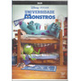 Dvd Universidade Monstros Original/dublado/usado