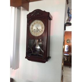 Reloj De Cuerda Antiguo Origen Francia Marca Ontario