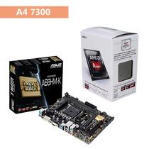 Kit Gamer Processador Amd A4 7300 + Asus A68hm-k !