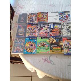 Lote De 12 Jogos Game Cube Originais