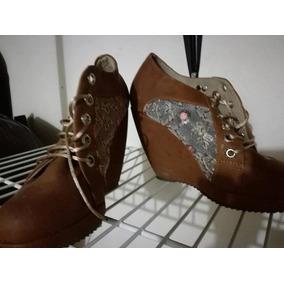 Hermosos Zapatos Plataforma
