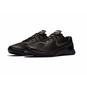 Zapatillas Nike Metcon 3 Crossfit Trainning Negras