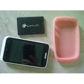 Teléfono Likuid Lii Android