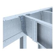 Conector Superior Entrepiso  X 20 Unidades Steel Framing