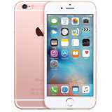Celular Apple Iphone 6s 16gb Cpo Gold Space Rose Silver